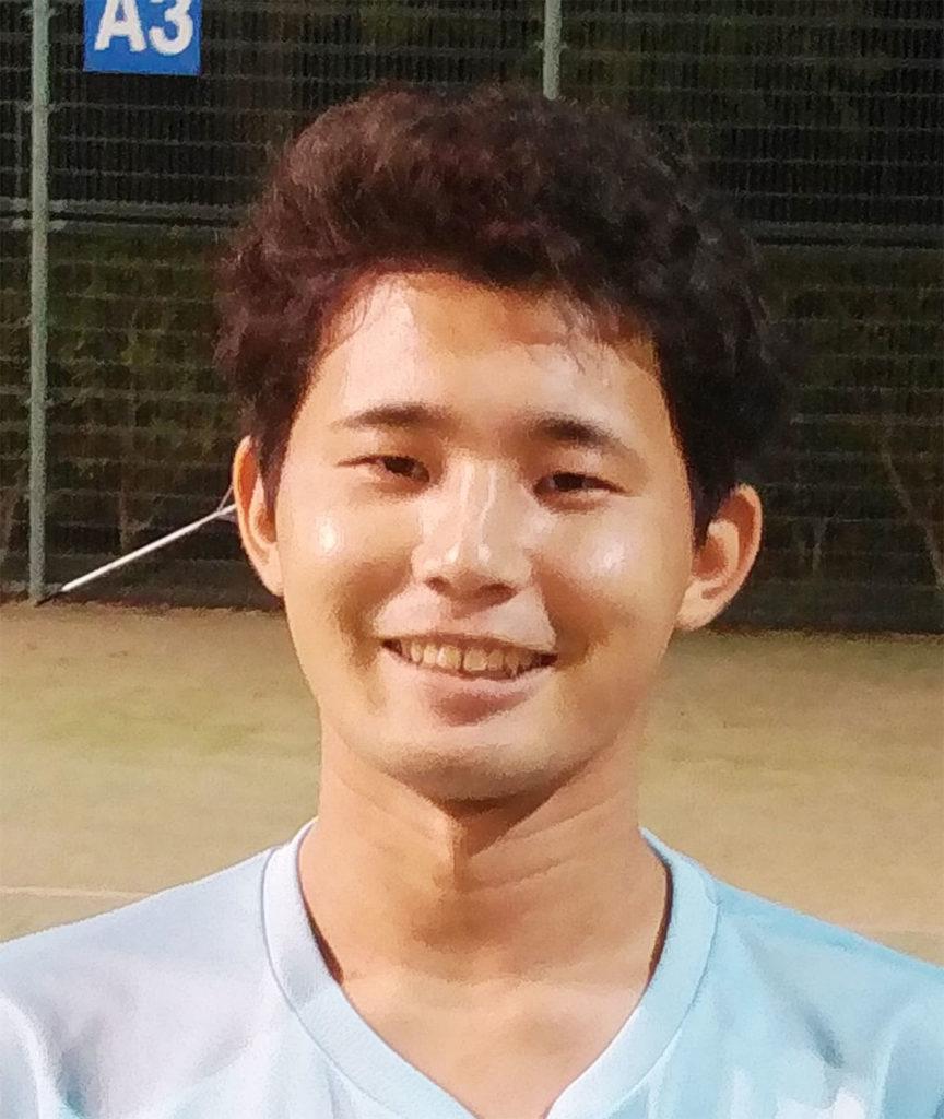写真:西中コーチ