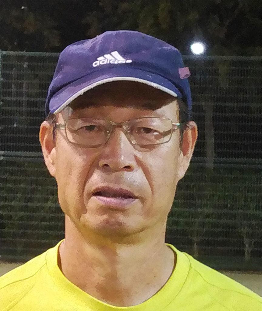 写真:山下コーチ