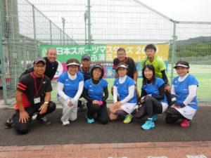 写真:テニスコーチ写真